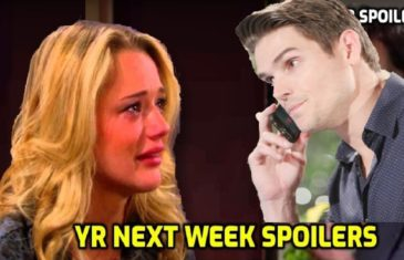 The Young and the Restless Spoilers Preview Week Of August 26-30