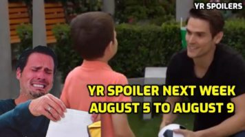 The Young and the Restless Spoilers for August 5-9 Next Week