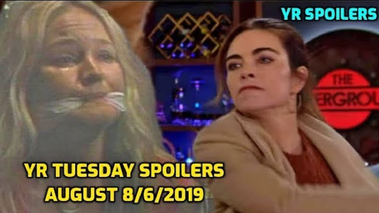 The Young and the Restless Spoilers for Tuesday, August 6