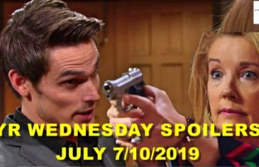 The Young and the Restless Spoilers Wednesday, July 10