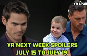 The Young and the Restless Spoilers July 15-19 Next Week