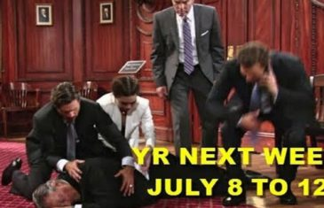 The Young And The Restless Spoilers Update Next Week July 8 - 12The Young And The Restless Spoilers Update Next Week July 8 - 12