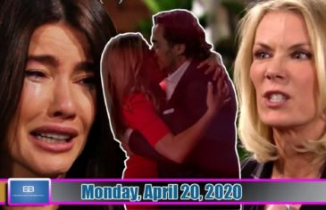 The Bold and the Beautiful Spoilers Next Week April 20-24 Ubdate