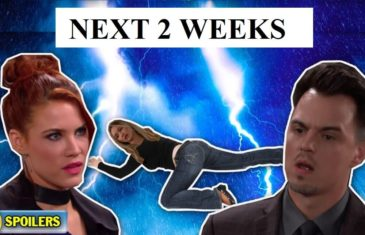 The Bold and the Beautiful Spoilers April 20– May 1 Next 2 Week