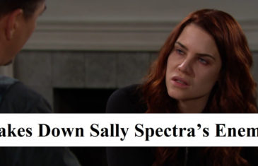 Bold and Beautiful Spoilers: Takes Down Sally Spectra's Enemy