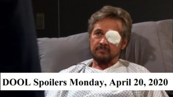Days Of Our Lives Spoilers For Monday, April 20, 2020