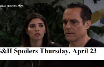 General Hospital Spoilers For Thursday, April 23, 2020