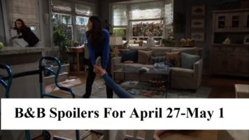 The Bold and the Beautiful Spoilers For April 27-May 1, 2020
