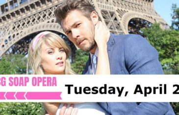 The Bold and the Beautiful Spoilers For Tuesday, April 28, 2020