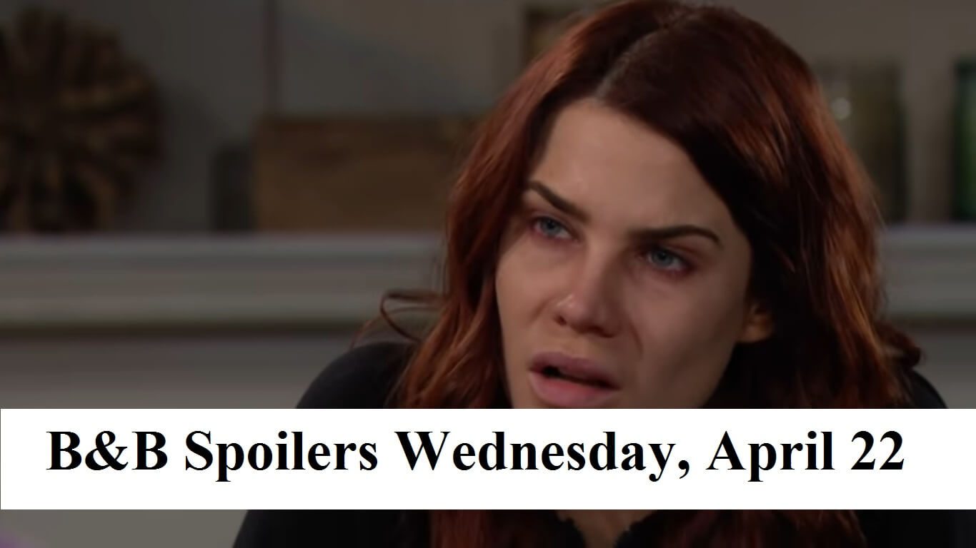 The Bold and the Beautiful Spoilers For Wednesday, April 22, 2020