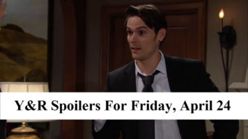 The Young And The Restless Spoilers For Friday, April 24, 2020