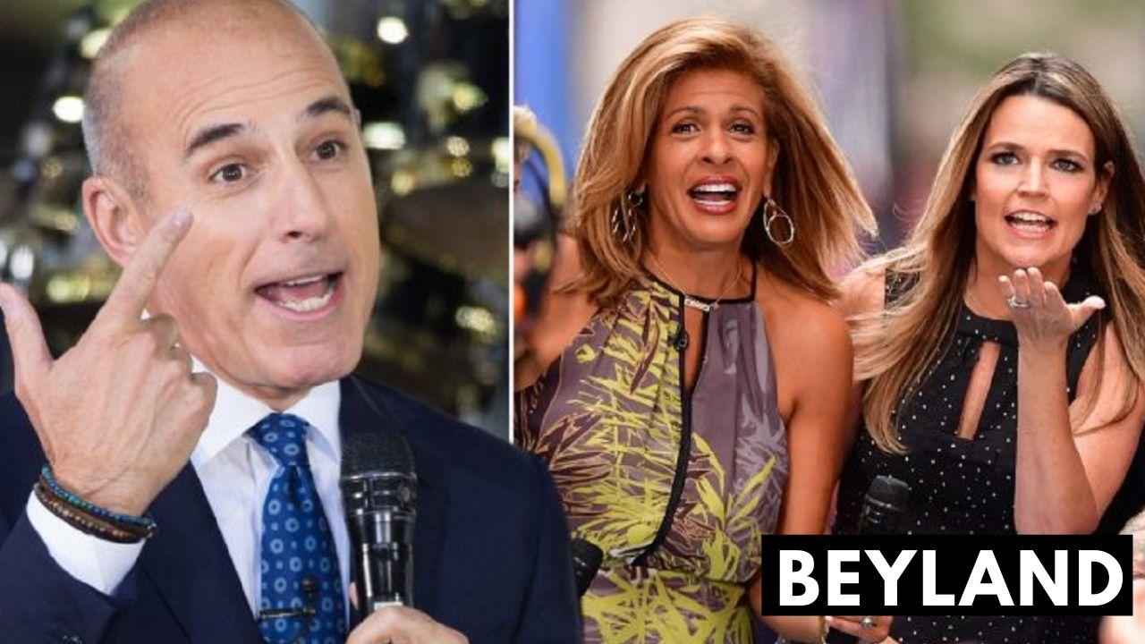 NBC insiders spot 'Today' digs in Matt Lauer's Mediaite piece