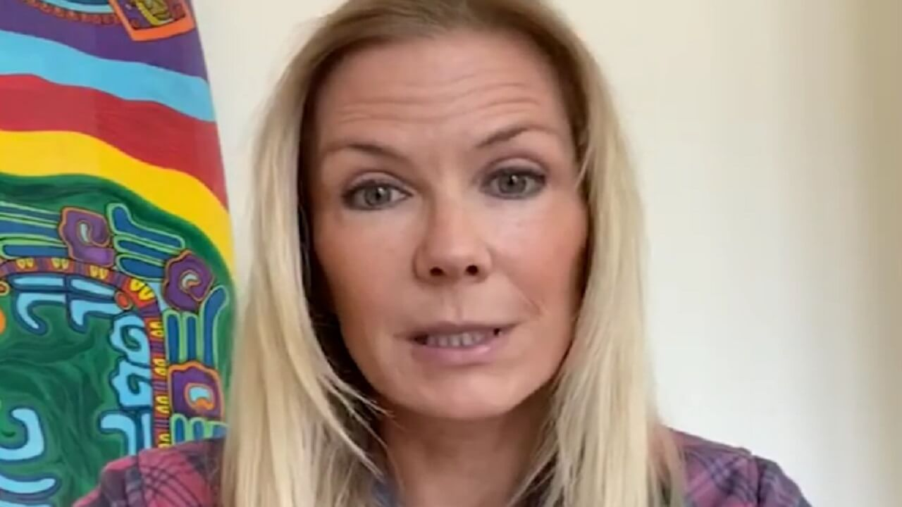 Katherine Kelly Lang Completes Another Ironman