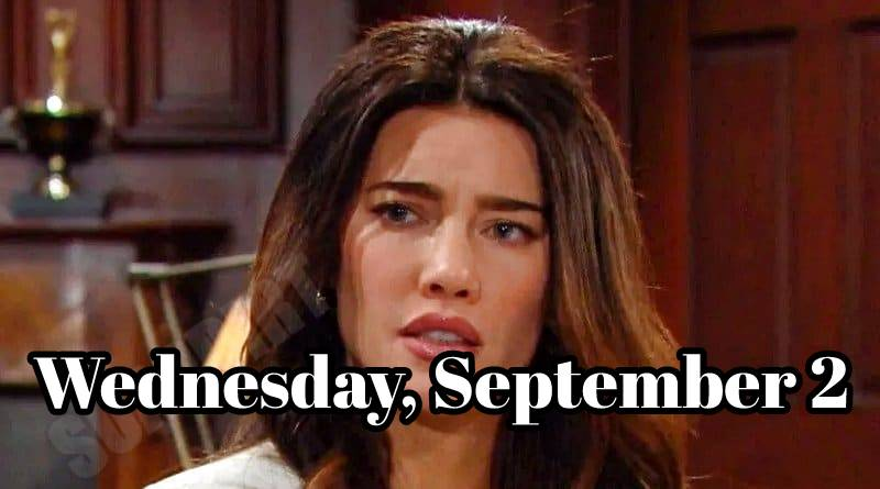 The Bold and The Beautiful Spoilers For Wednesday, September 2