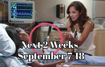 The Young And The Restless Spoilers Next 2 Week September 7-18