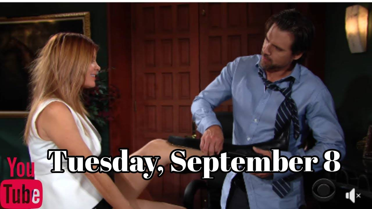 The Young And The Restless Spoilers Tuesday, September 8 Y&R