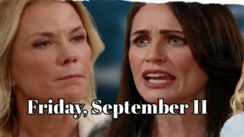 The Bold and the Beautiful Spoilers For Friday, August 11 B&B