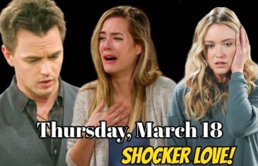 The Bold and The Beautiful Spoilers Thursday, March 18 B&B