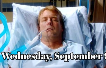 The Young and the Restless Spoilers Wednesday, September 9
