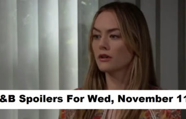 Bold and the Beautiful Spoilers For Wednesday, November 11, 2020