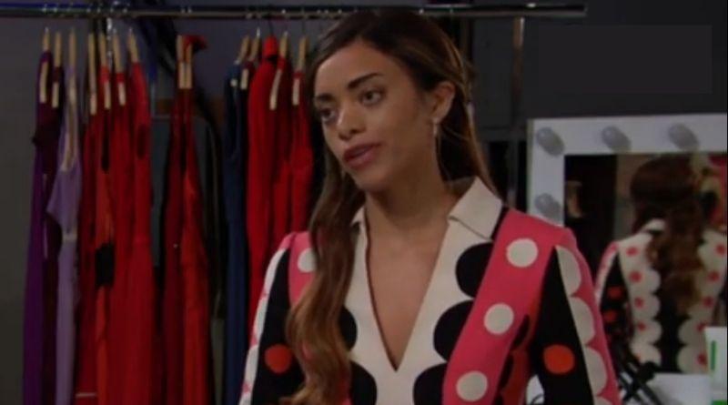 Is Zoe (Kiara Barnes) Leaving The Bold and The Beautiful ?